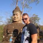 Matkalla Ankor Watin temppeleille