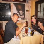 vietnamin italiaisessa ravintolassa