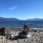Uuden - Seelannin maisemia