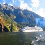 Vuonoristeily Milford Soundeilla