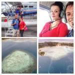 Nadin lentokentältä kyyti jatku Lomani Islandillle vesitasolla!
